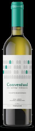 Conventual Selecionada, DOC, 2018, Alentejo, bílé víno, suché, 750 ml