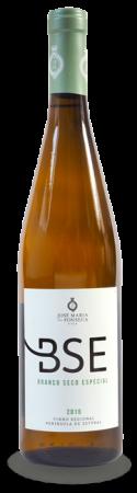 BSE - Branco Seco Especial 2016, bílé víno, 750 ml