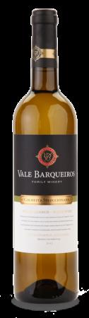 Vale Barqueiros 2019, výběrová sklizeň, bílé víno, 750 ml