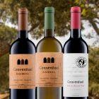 Conventual Reserva, DOC 2018, Alentejo, bíle víno, suché, 750 ml