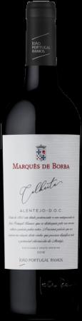 Marques de Borba, Alentejo DOC 2018, červené víno, 750 ml