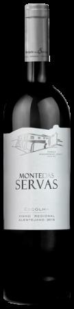 Monte das Servas 2017, Escolha, červené víno, 750 ml