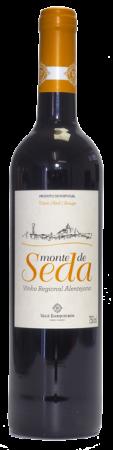 Monte de Seda 2018, Vale Barqueiros, červené víno, 750 ml