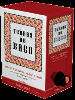 Terras de Baco 2018, Alentejo, Portalegre, červené víno, suché, 5L