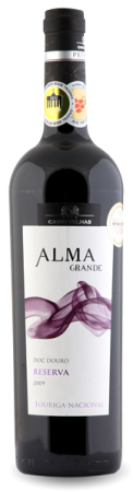Alma Grande Reserva DOC 2011, červené víno, 750 ml
