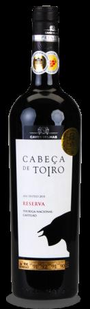 Cabeca de Toiro Reserva DOC 2014, červené víno, 750 ml
