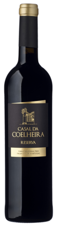 Casal da Coelheira, Reserva 2017, červené víno, 750 ml