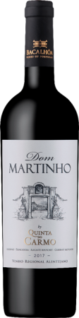 Dom Martinho 2017, červené víno, 750 ml