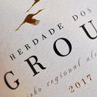 Herdade dos Grous, Alentejano, 2017, červené víno, 750 ml