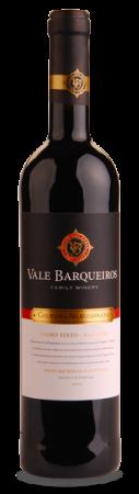 Vale Barqueiros Colheita Seleccionada 2018, červené víno, výběr z hroznů, 750 ml