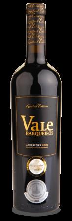 Vale Barqueiros Garrafeira 2007, červené, 750 ml, Limitovaná edice
