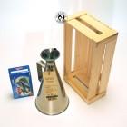 Dárková bedýnka s konvičkou na olivový olej 500 ml