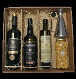 Ochutnávka tradičních portugalských produktů, dárkový balíček