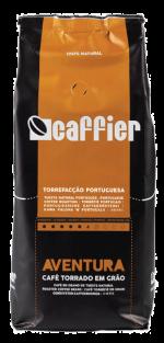 Portugalská káva Caffier Aventura, zrnková káva, 1 Kg