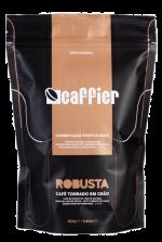 Portugalská káva Caffier Robusta, zrnková káva, 250 g