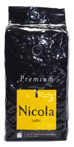 Káva Nicola cafés Premium, 1 000 g