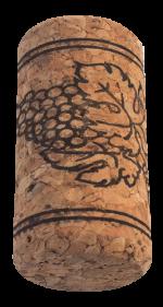 Korková zátka aglomerovaná 44x23 mm, 100 ks