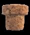 Korková zátka aglomerovaná 5 cl láhev, 25 ks