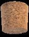 Korková zátka kónická aglomerovaná 30x35/30 mm, 5 ks