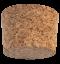 Korková zátka kónická aglomerovaná 30x45/39 mm, 5 ks