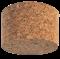 Korková zátka kónická aglomerovaná 30x55/50 mm, 5 ks