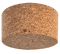 Korková zátka kónická aglomerovaná 30x65/60 mm, 5 ks