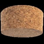 Korková zátka kónická aglomerovaná 30x70/65 mm, 5 ks