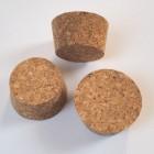 Korková zátka kónická aglomerovaná láhev 0,05 kg 20x37/31 mm, 10 ks