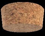 Korková zátka kónická aglomerovaná láhev 0,25 kg 24x57/50 mm, 10 ks