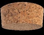 Korková zátka kónická aglomerovaná láhev 0,50 kg 24x61/54 mm, 10 ks