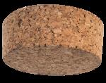Korková zátka kónická aglomerovaná láhev 1,00 kg 24x71/65 mm, 10 ks