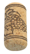 Korková zátka aglomerovaná 38x19,5 mm, 100 ks