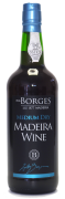 Madeira wine, Medium Dry, Borges, polosuché, 750 ml