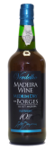 Madeira wine, Medium dry, Old reserve, Borges, 10 let, polosuché, 750 ml
