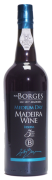 Madeira wine, Medium Dry, Reserva, Borges, 5 let, polosuché, 750 ml