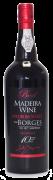 Madeira wine, Medium Sweet, Old reserve, Borges, 10 let, polosladké, 750 ml