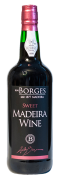 Madeira wine, Sweet, Borges, sladké, 750 ml