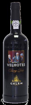 Portské víno Porto Velhotes Tawny Cálem, červené, 750 ml