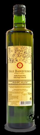 Extra panenský olivový olej - Vale Barqueiros, 750 ml