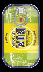 Tuňák v olivovém oleji, Bom Petisco, 120 g