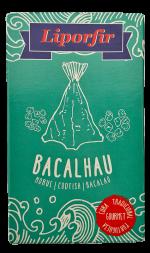 Bacalhau, treska s cizrnou v olivovém oleji, 125 g