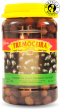 Olivy černé s peckou, Tremoceira, 800 g