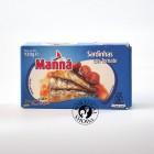 Sardinky v tomatové omáčce, Sardinhas, Manná, 120 g