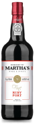 Portské víno červené, Porto Ruby Martha's, 750 ml
