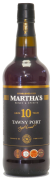 Portské víno Porto Tawny Martha's 10 let, červené, 750 ml
