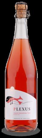 Plexus 2017, šumivé víno růžové, 750 ml