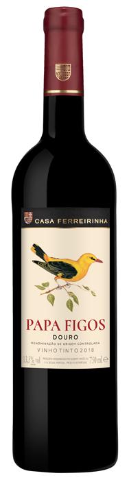Papa Figos DOC 2018, červené víno, 750 ml